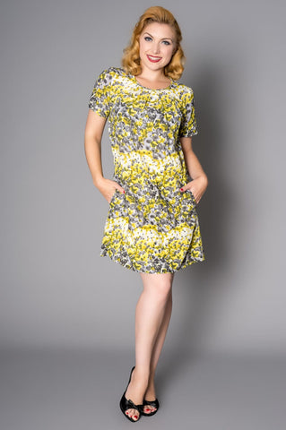Printed Tunic Yellow