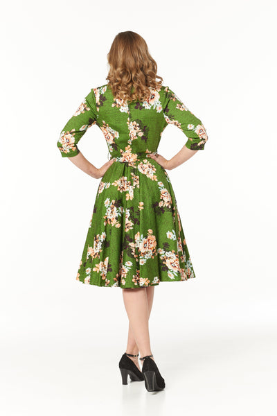 Ximena fifties Swing Dress