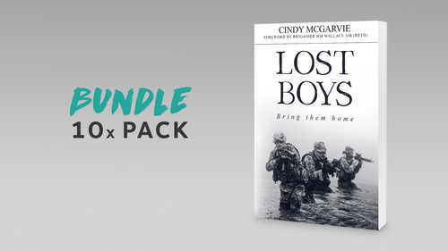 Lost Boys - 10 x Pack