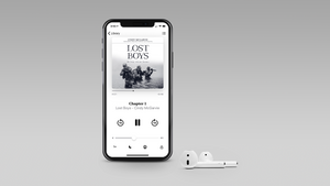 Lost Boys - Audio Book