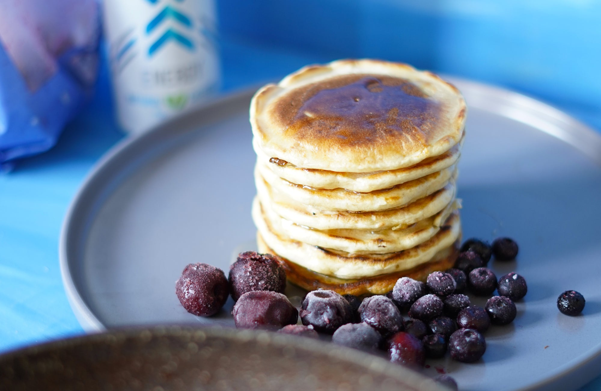 ZERO SUGAR XITE PANCAKE RECIPE {VEGAN}