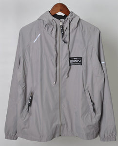 boxing windbreaker