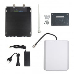 3G Cell Phone Signal Booster - 2,500 SQM - 100 Users