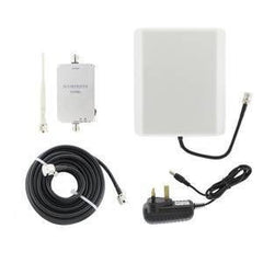 Signal Booster - 900/1800MHz - 250 SQM -10 Users