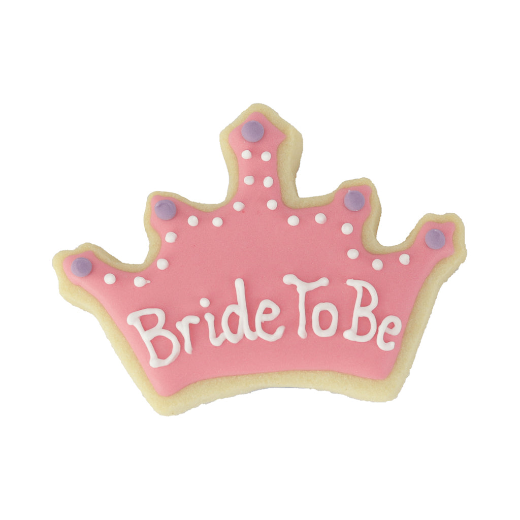 Bride to Be Tiara - Memory Lane Cookies