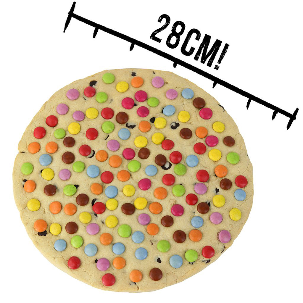 Giant Classic Choc Smarties® Cookie