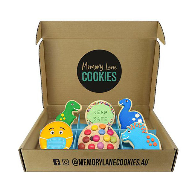 ISO Boy Cookie Gift Box