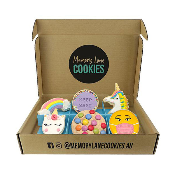 ISO Girl Cookie Gift Box