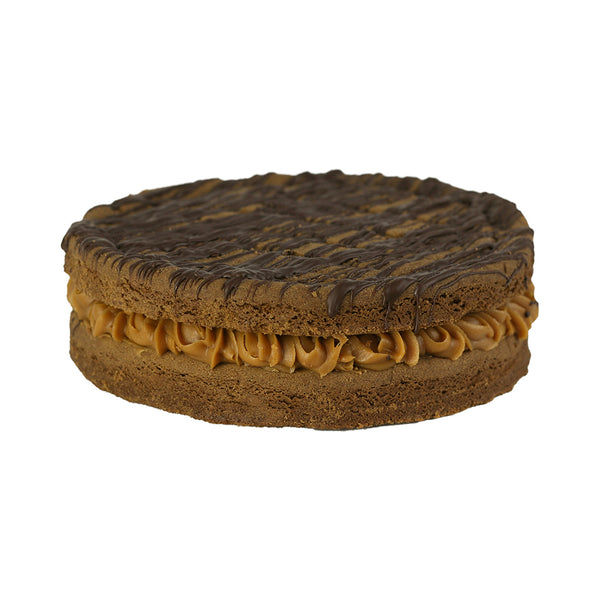 Giant Salted Caramel Yo Yo - Memory Lane Cookies