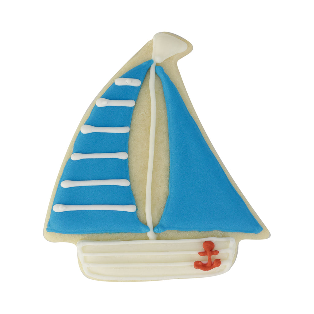 Sailboat - Memory Lane Cookies
