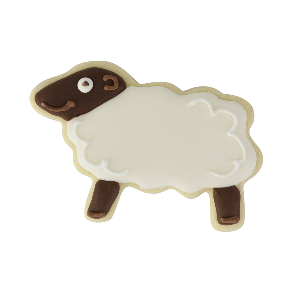 Sheep - Memory Lane Cookies