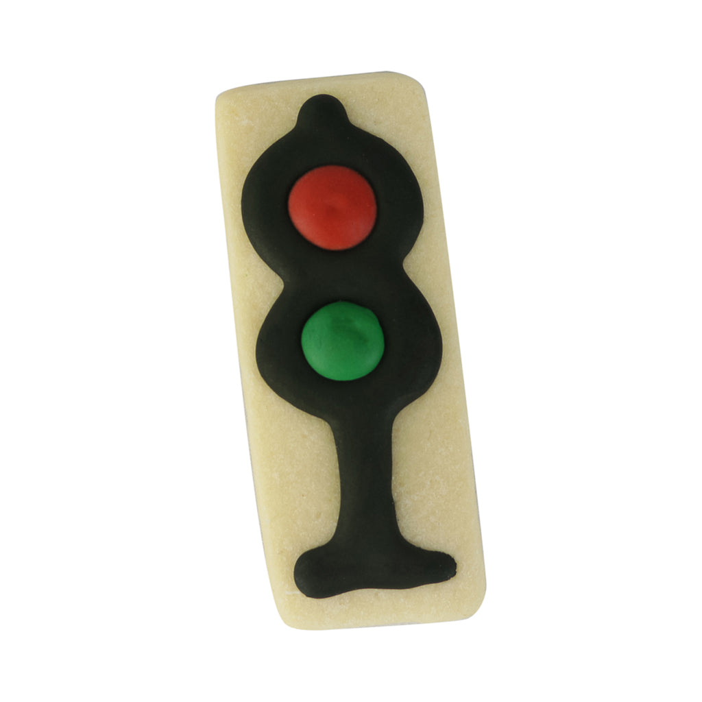Traffic Lights - Memory Lane Cookies