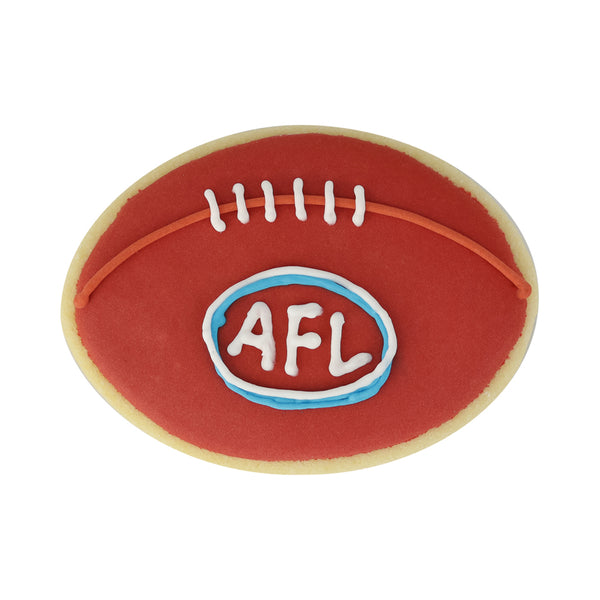 Footballs - Memory Lane Cookies