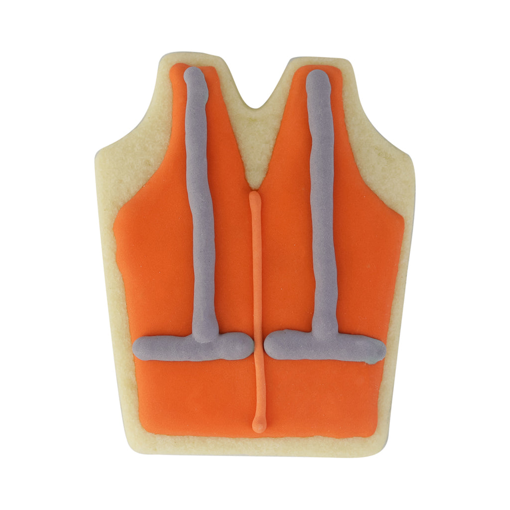Safety Vests - Memory Lane Cookies