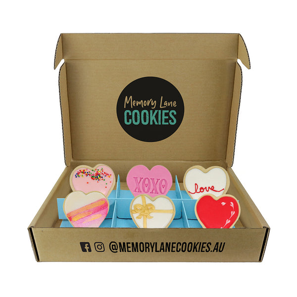 Thinking of You Love Cookies Gift Box - Small