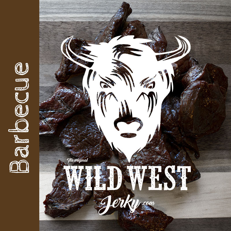 Barbecue Buffalo Jerky