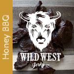 Honey BBQ Buffalo Jerky