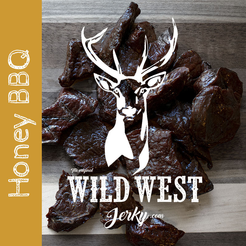 Honey BBQ Deer Jerky