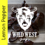 Lemon Buffalo Jerky