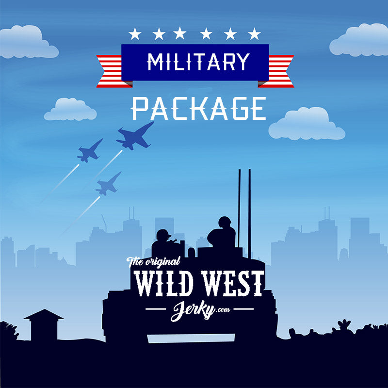 Support For Our Military Package