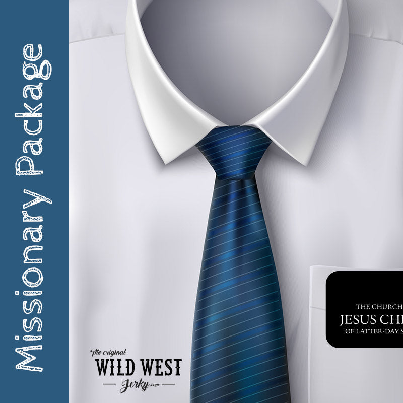 Missionary Package - Jerky