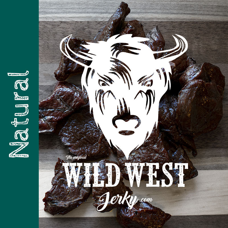 Natural Buffalo Jerky