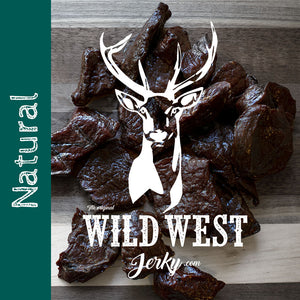 Natural Flavor Deer Jerky
