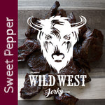Sweet Pepper Buffalo Jerky