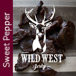 Sweet Pepper Venison Jerky