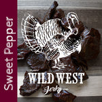 Sweet Pepper Turkey Jerky