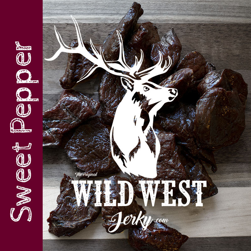 Sweet Pepper Elk Jerky