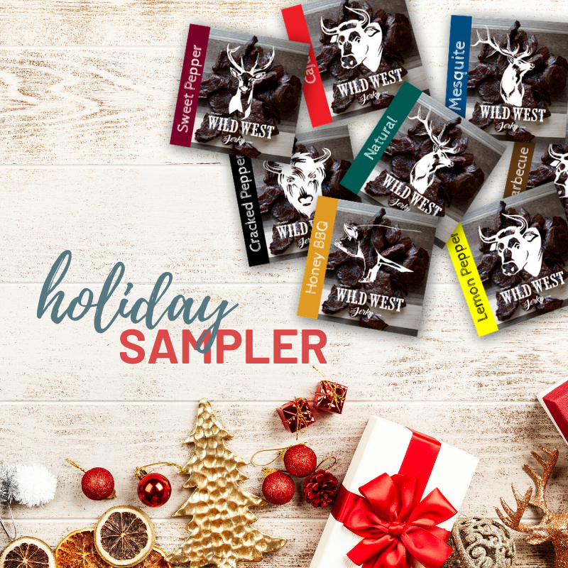 holiday jerky pack