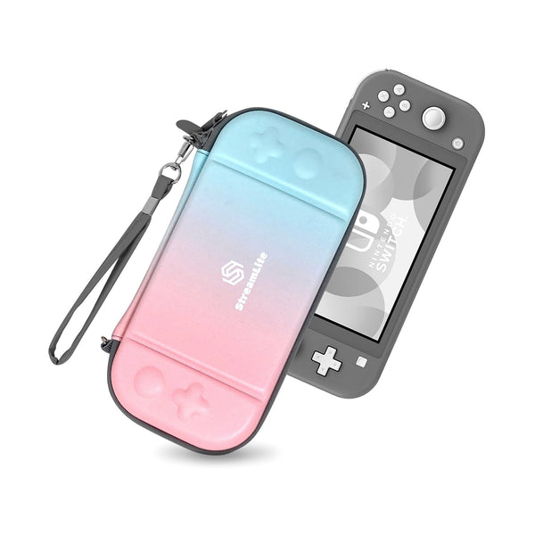 StreamLite Ultra Slim Nintendo Switch Lite Protective Carrying Case | StreamLite