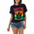 DP Rasta Face Tee