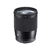 <p>SIGMA 16mm F1.4 DC DN | Contemporary</br> para Sony E</p>