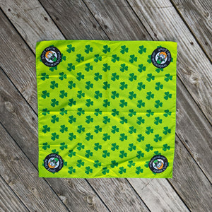 Milwaukee Irish Fest Shamrock Bandana