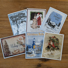 Load image into Gallery viewer, Ward Irish Music Archives Holiday Card Set