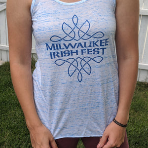 Milwaukee Irish Fest Women's Racerback Tank