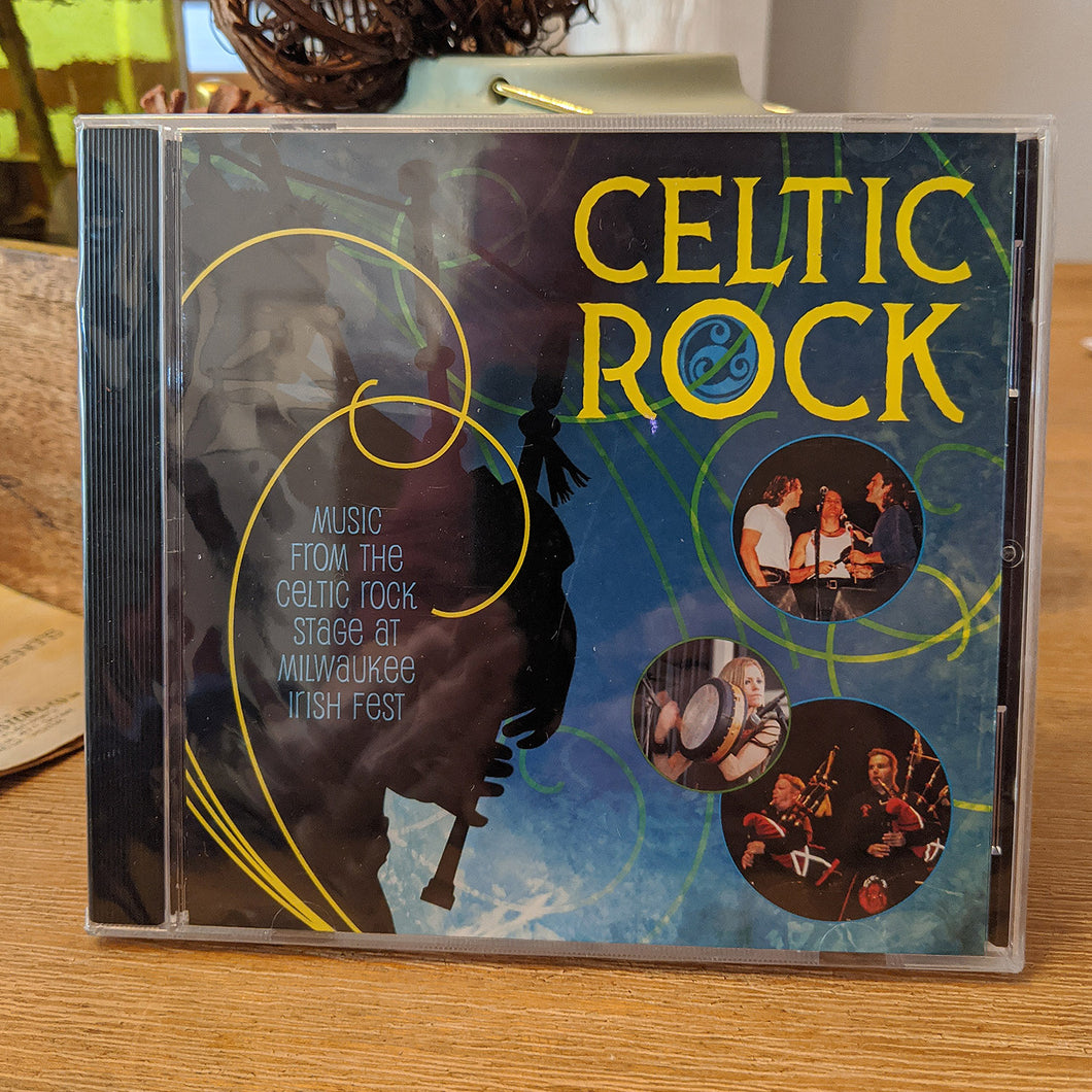 Milwaukee Irish Fest Celtic Rock CD