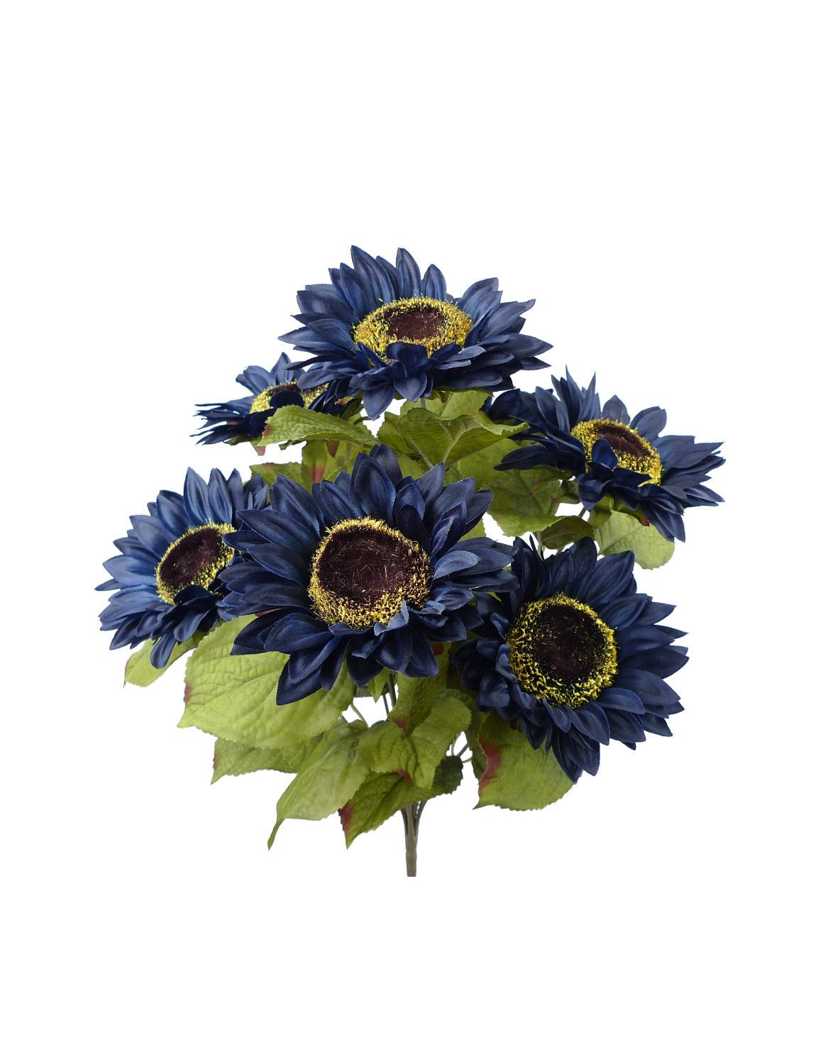 Sunflower bush - color fast - Navy blue - Greenery Market