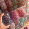 Gumdrop ornaments - 6 per box - assorted