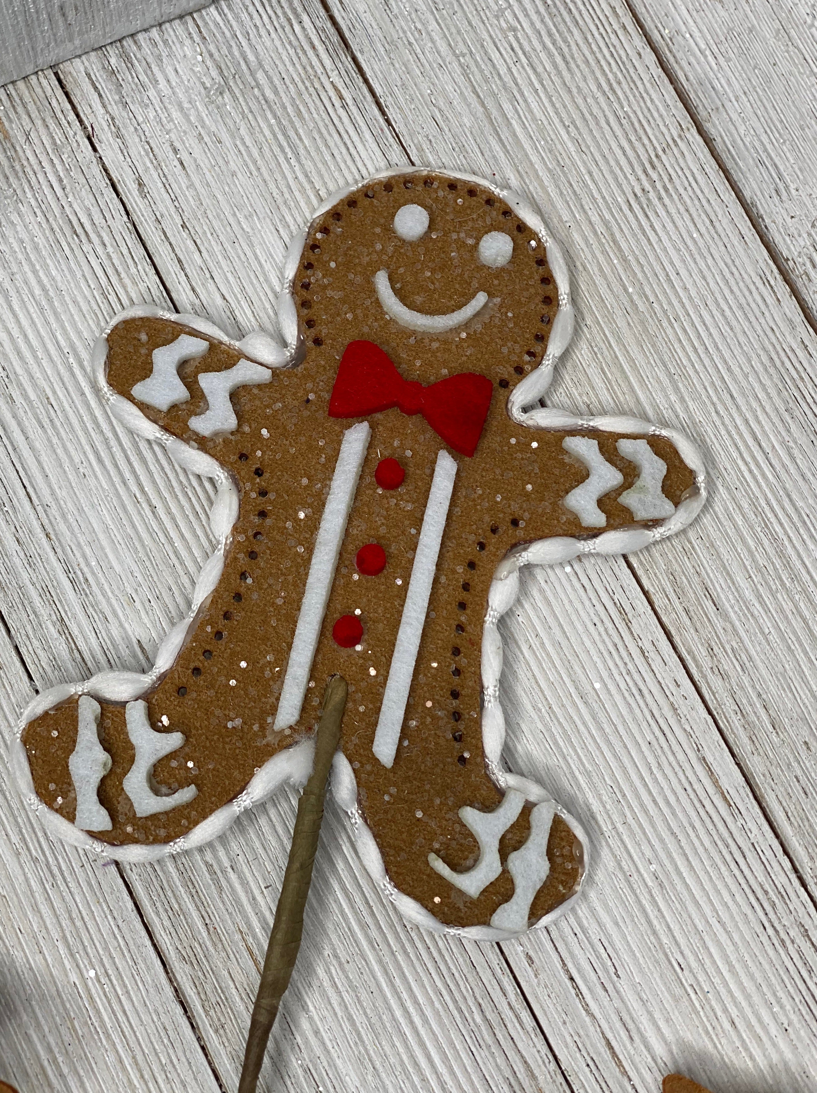 Gingerbread felt spray