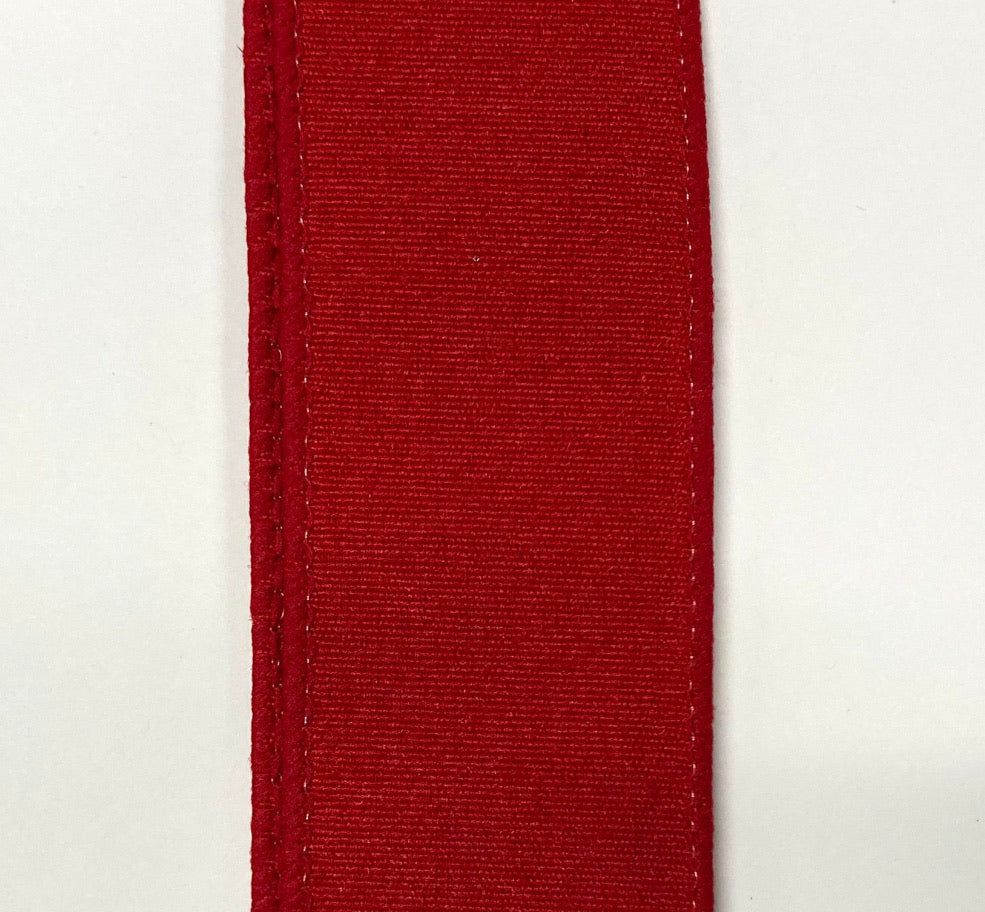 Solid Red Ribbon 1.5""