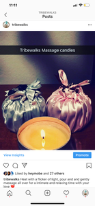 Massage Candles