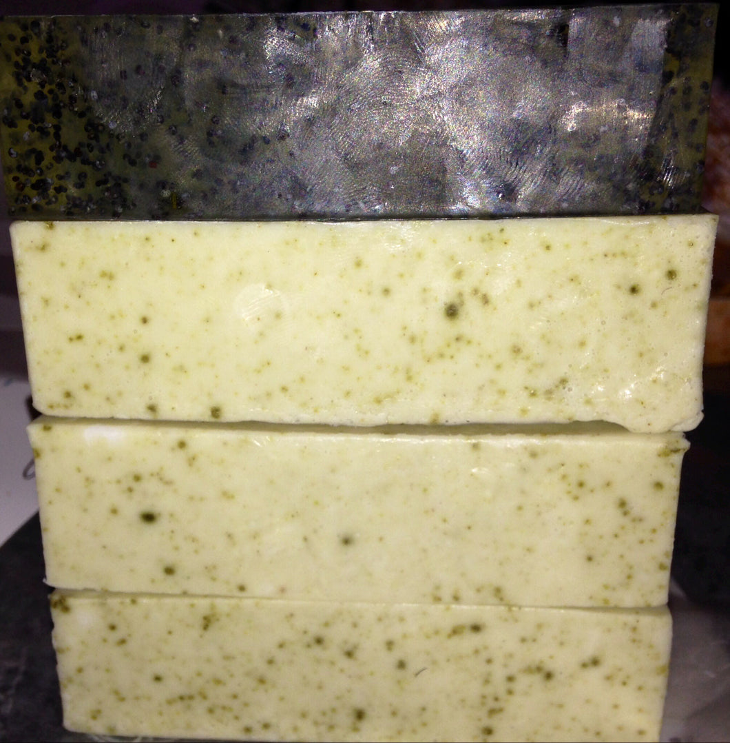 Dessert Sage Aloe Buttermilk Soap
