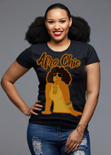 Load image into Gallery viewer, Afro Chic T-shirt