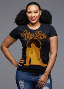 Afro Chic T-shirt