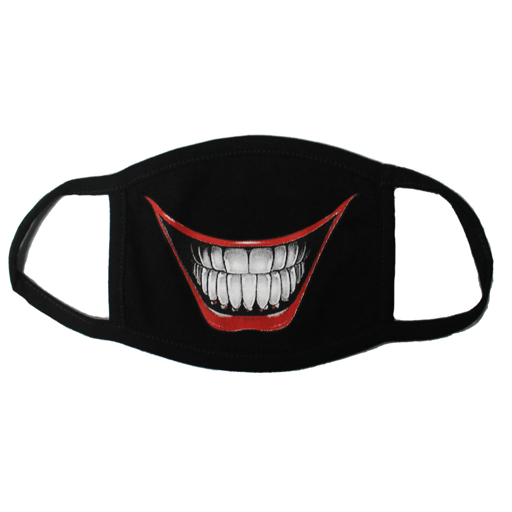 Clown Smile Face Mask