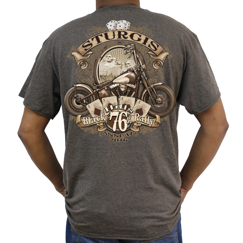 2016 Sturgis Classic Casino Bike T-Shirt