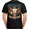 2016 Sturgis Buffalo Bone Head Bike T-Shirt